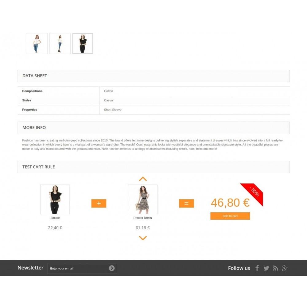 module - Акции и Подарки - Визуальные правила корзины - 5