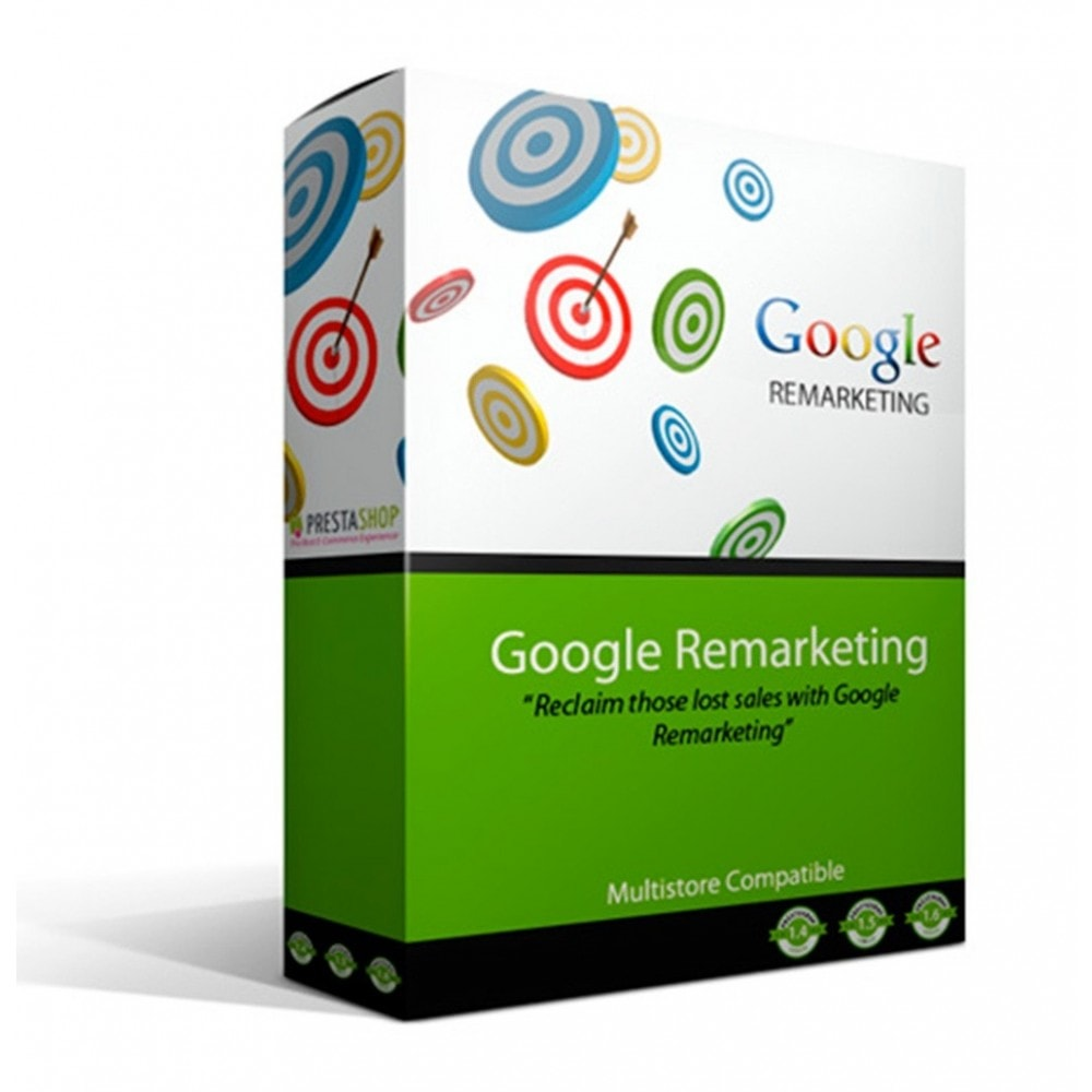 module - Перенаправление и Брошенные корзины - Google Remarketing Tag Integration - 1
