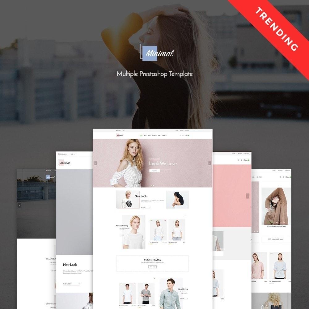 theme - Mode & Schoenen - Leo Minimal - 1