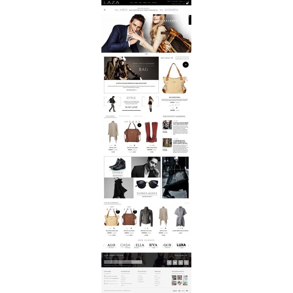 theme - Mode & Schuhe - Laza Fashion Store - 3