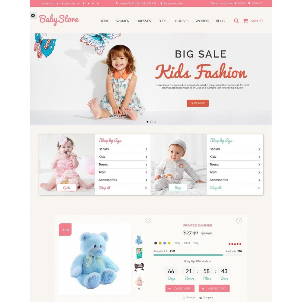 theme - Enfants & Jouets - Smart Baby And Kids Store - 2