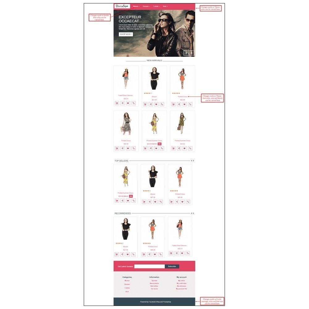 module - Produkten op Facebook & sociale netwerken - Webkul Social promotion of E-store - 30