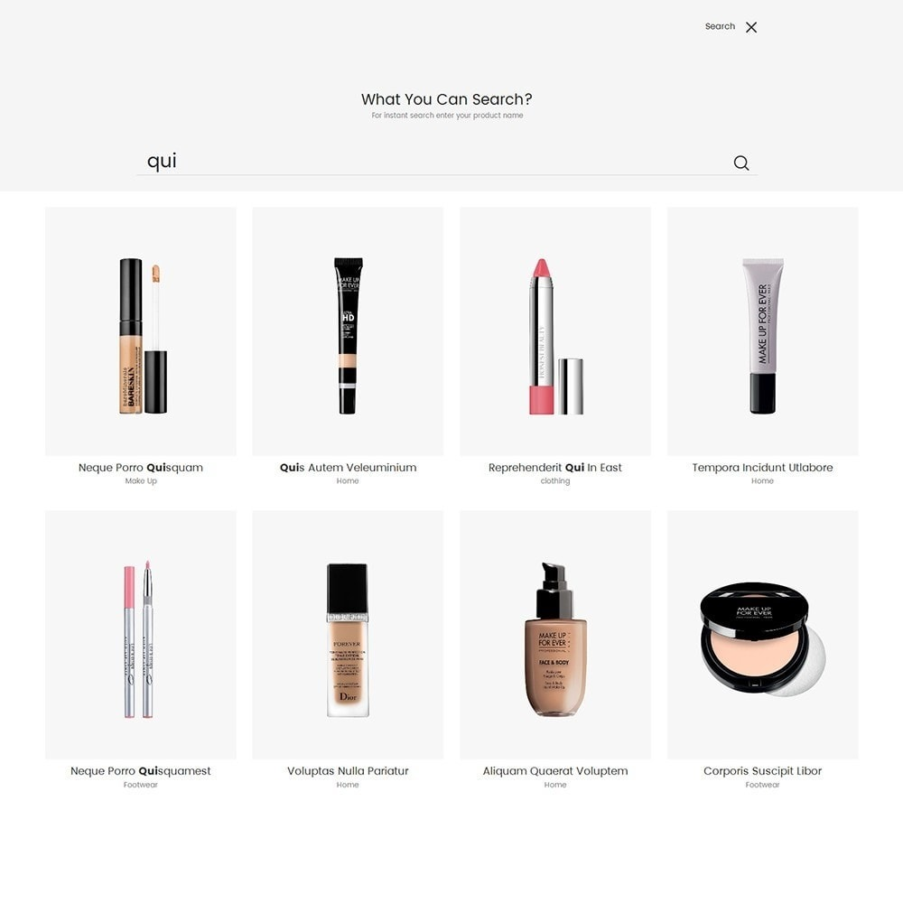 theme - Health & Beauty - Cosmetic Store - 8