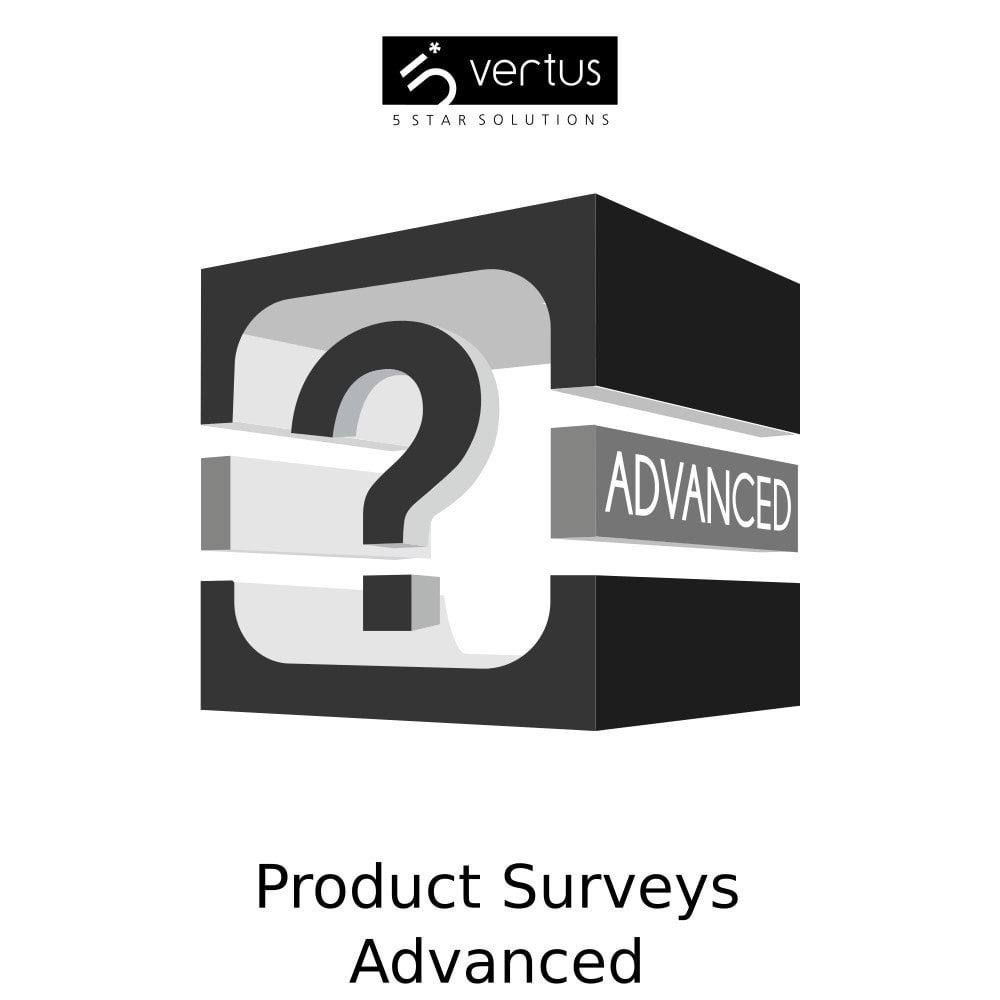 module - Formulario de contacto y Sondeos - Product Surveys Advanced - 1