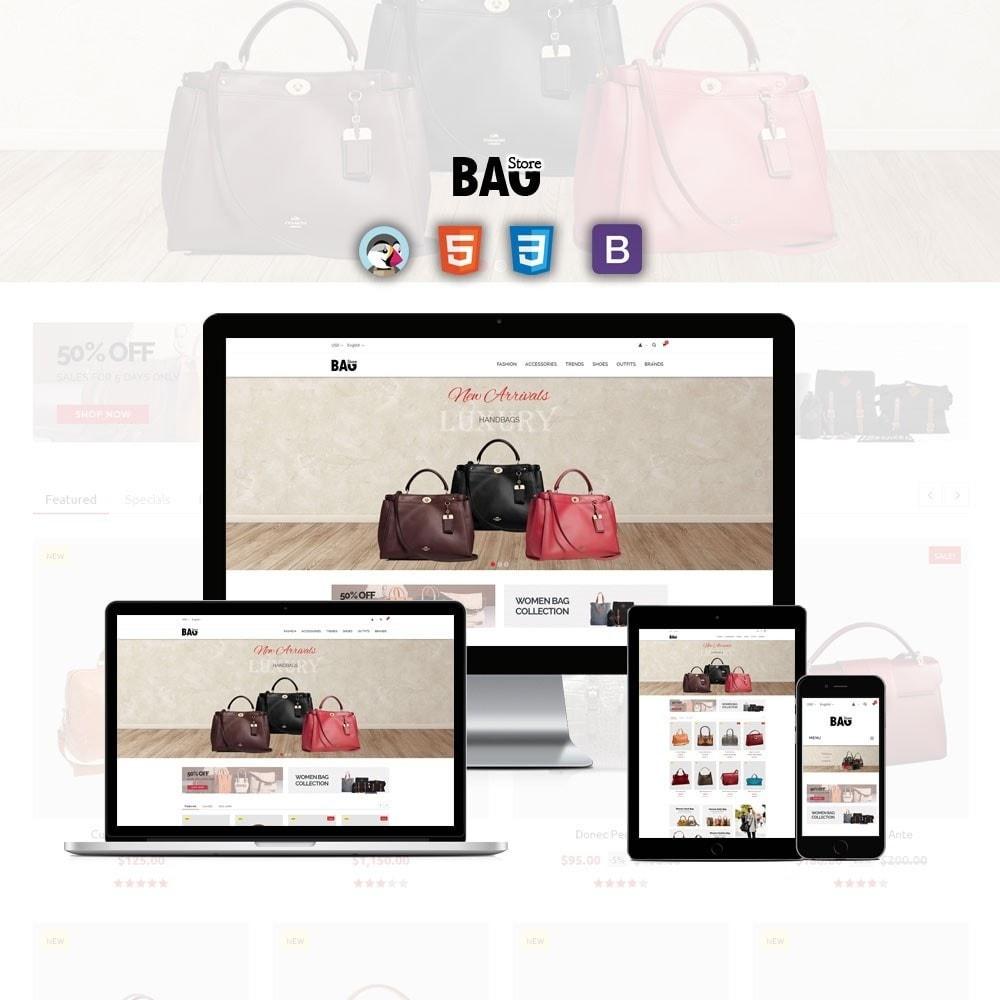 theme - Moda & Calzature - Bag Store - 1