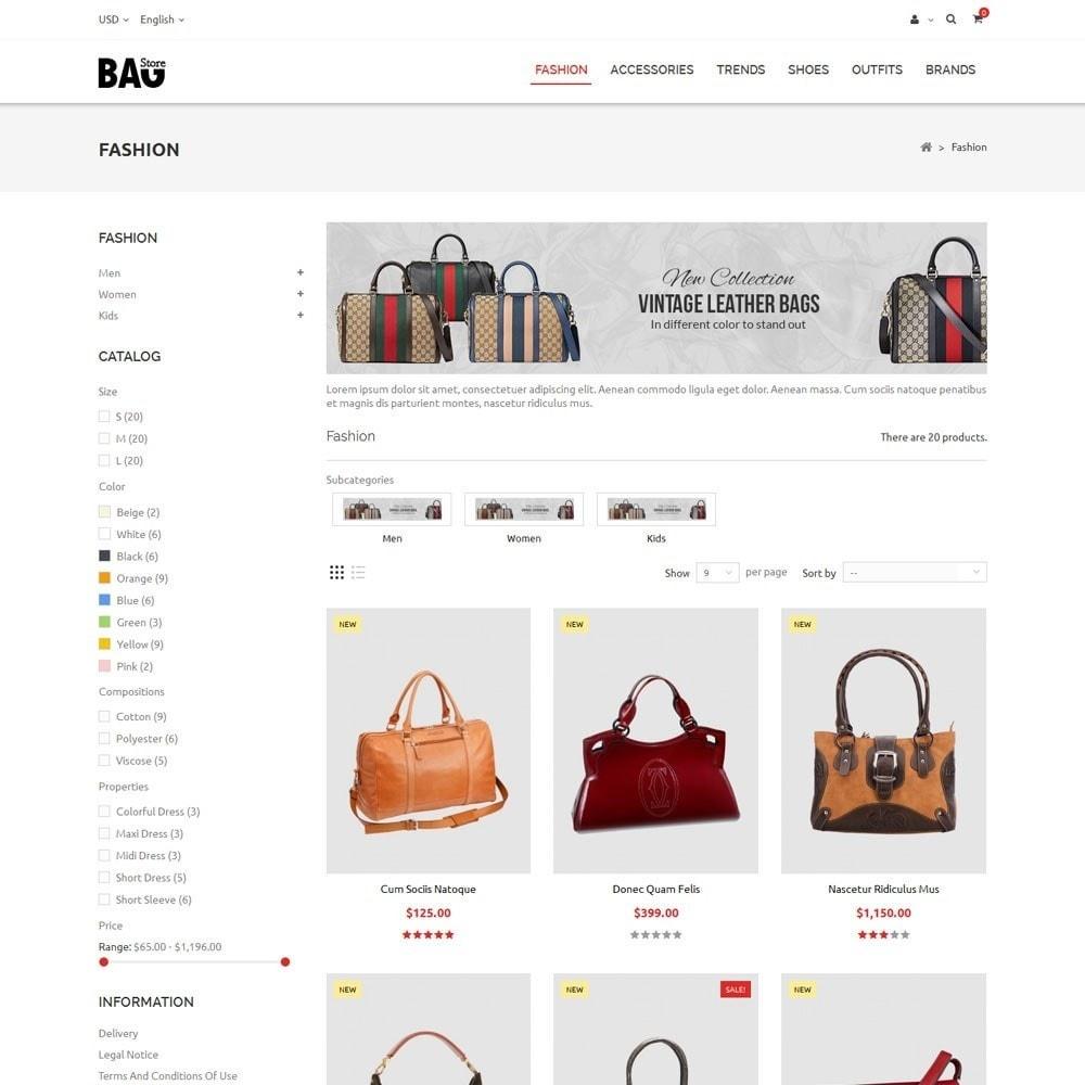 theme - Moda & Calzature - Bag Store - 3