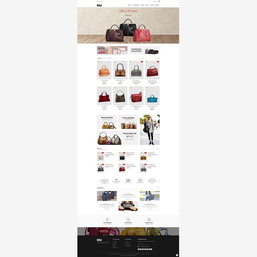 theme - Moda & Calzature - Bag Store - 4