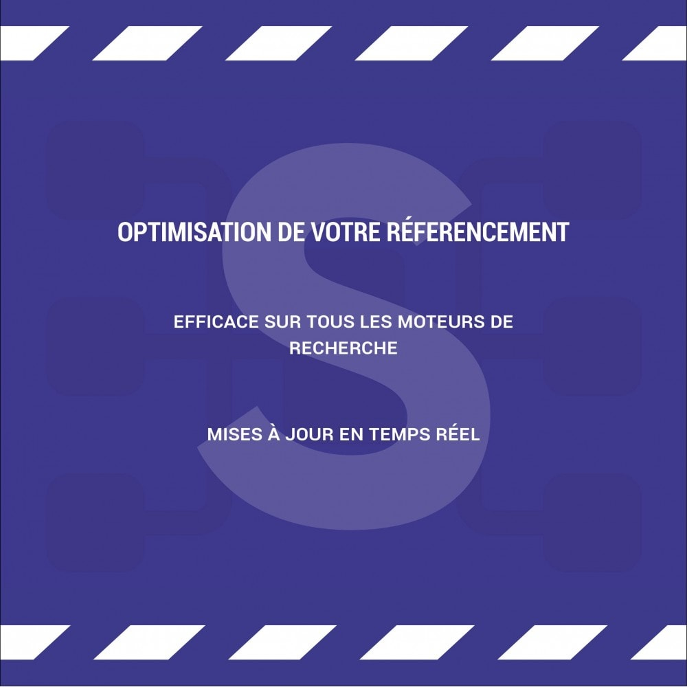 module - SEO (référencement naturel) - Sitemap Simple (Multiboutique, Multilangue et Blogs) - 6