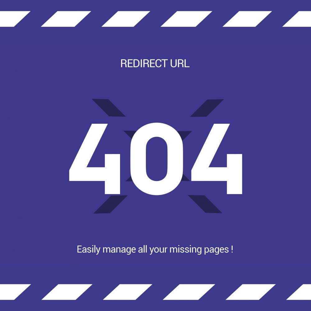 module - URL & Redirects - Redirections URL (301 / Auto-fixing / Multishop / SEO) - 1