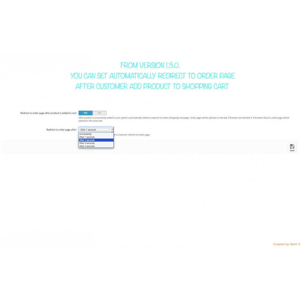 module - Inscription & Processus de commande - Add To Cart Fly Effect, Hide Popup and Other Animations - 11