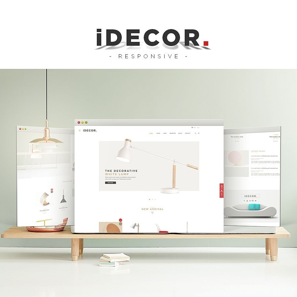 theme - Home & Garden - Idecor Furniture - 1