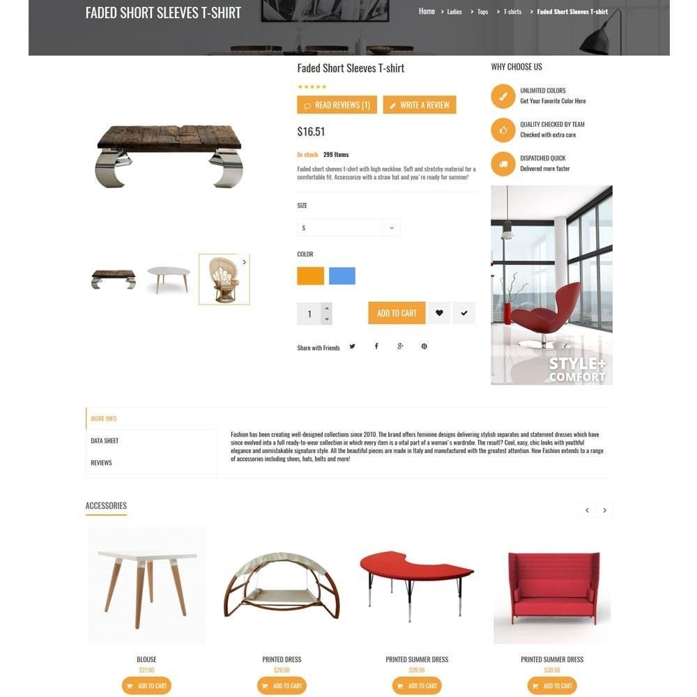 theme - Дом и сад - Interior Home Store - 8