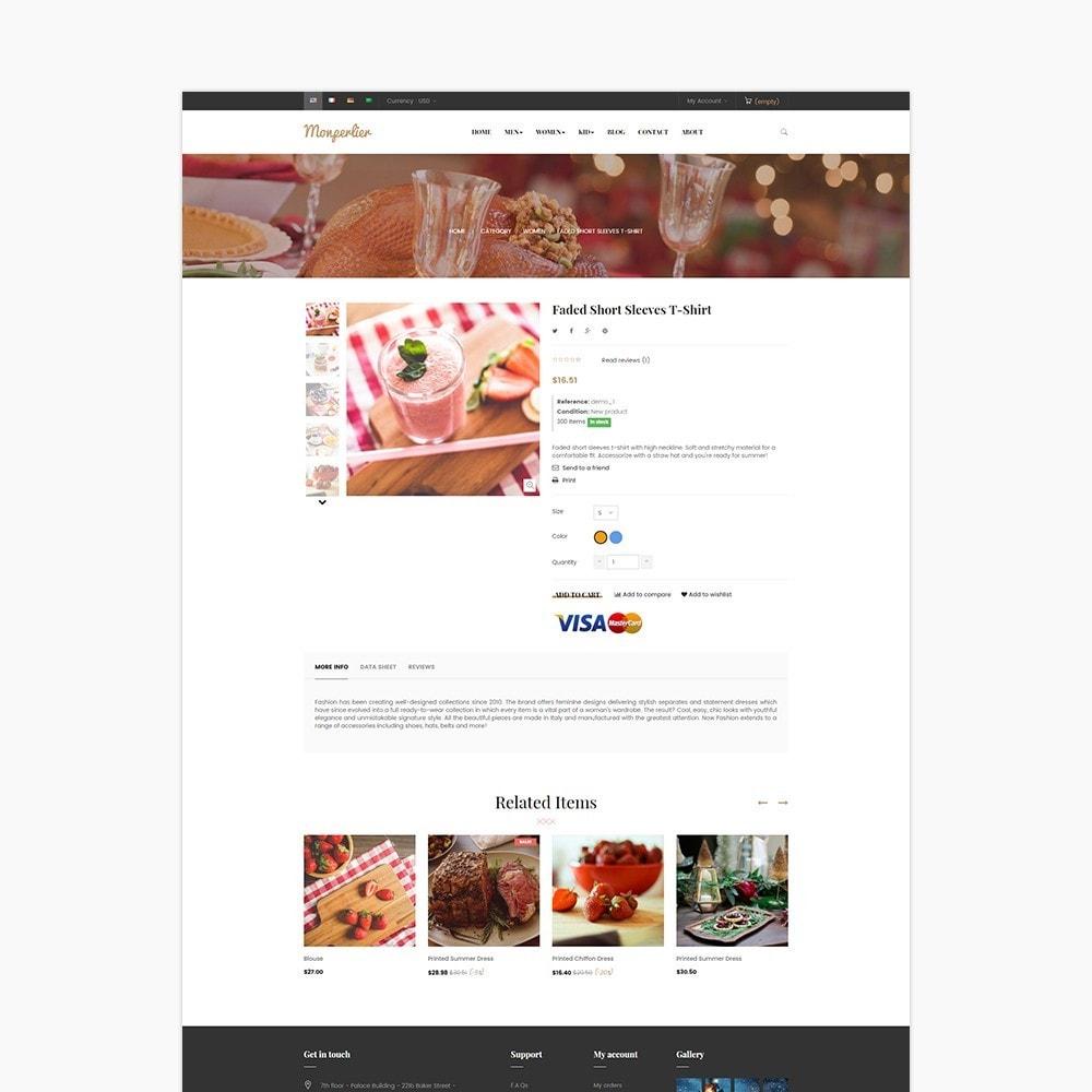 theme - Lebensmittel & Restaurants - Ap Clause - 6