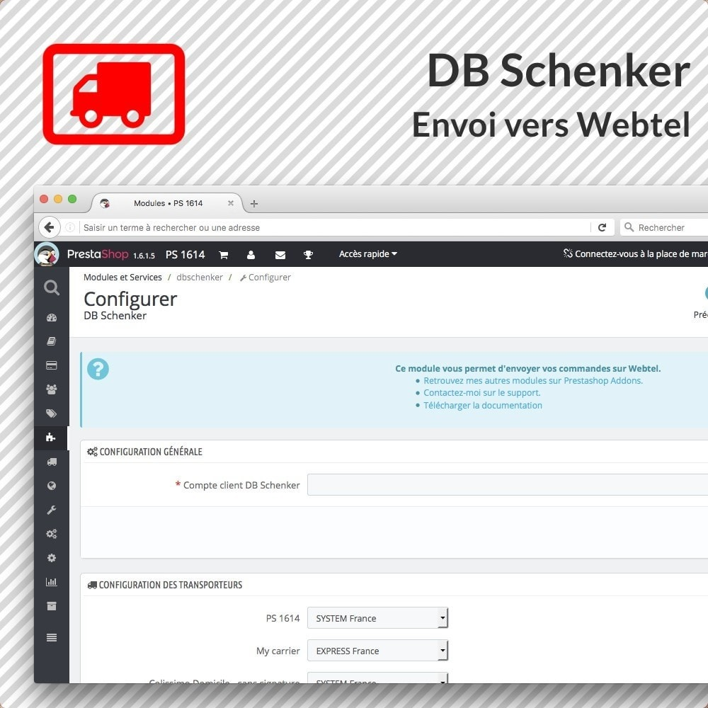 module - Preparación y Envíos - DB Schenker - 3