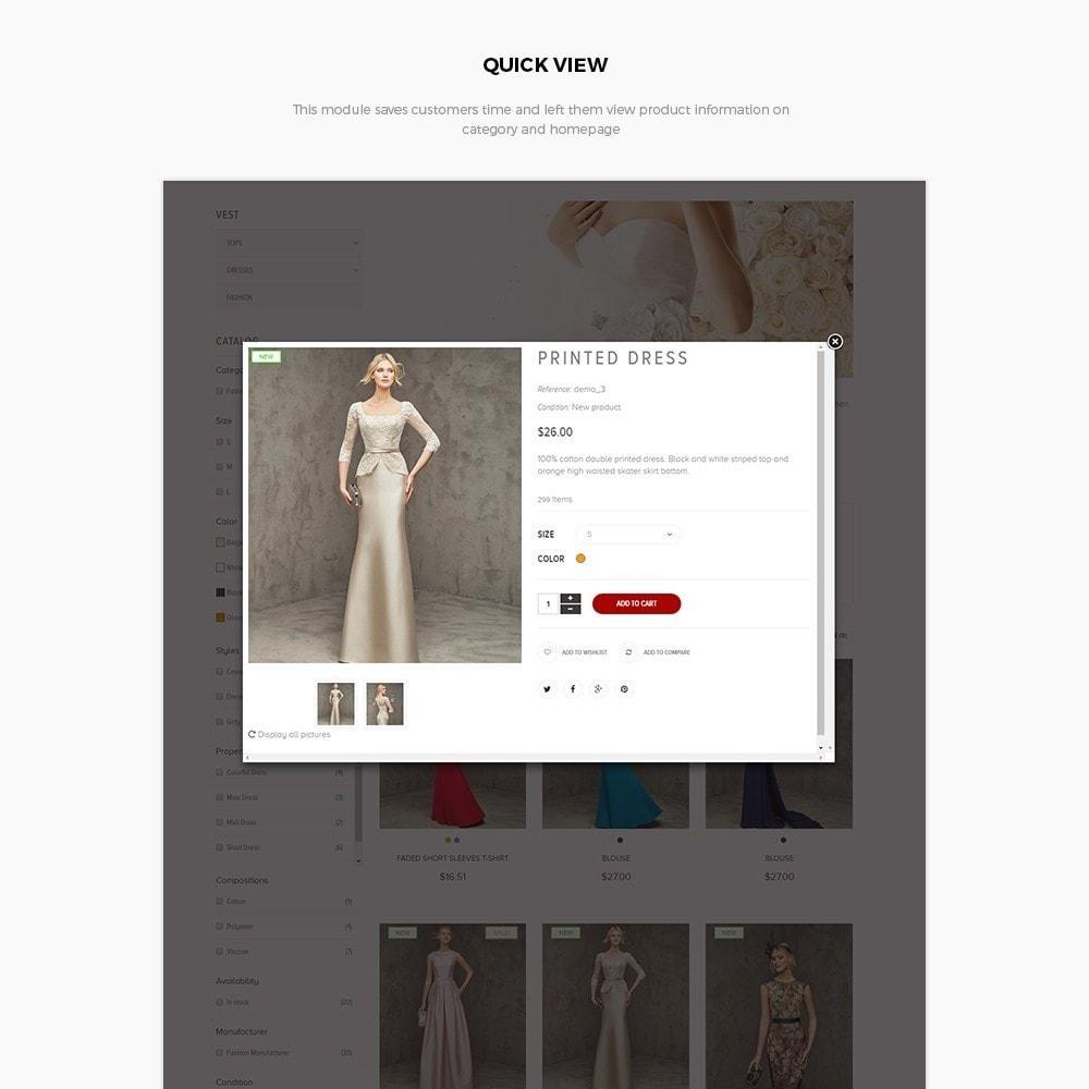 theme - Moda & Obuwie - Ap Gown Store - 5
