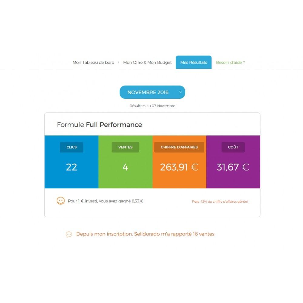 module - Trafic & Marketplaces - Selldorado : Vos publicités facilement en ligne ! - 6