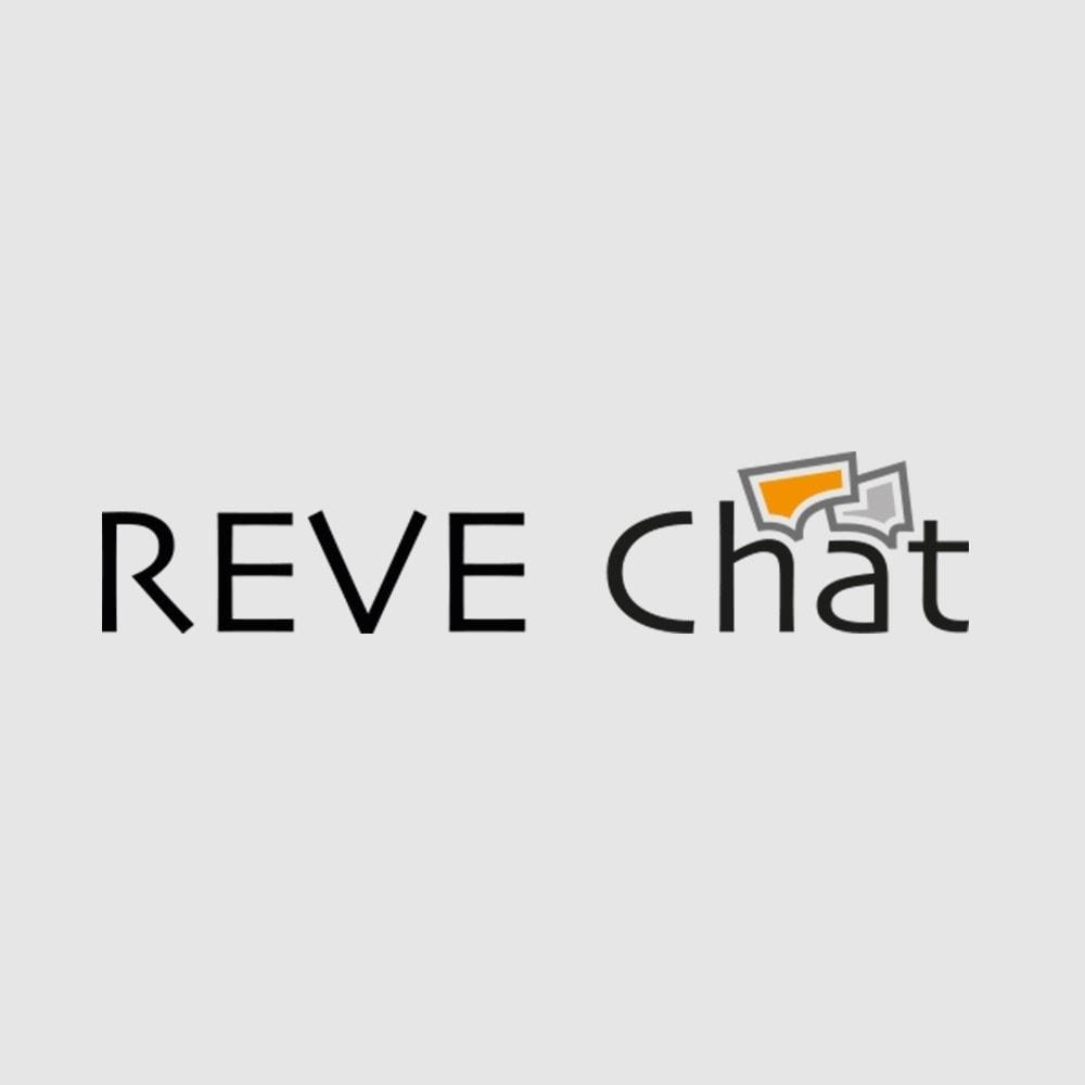 module - Поддержка и онлайн-чат - Reve Chat - Online Live Chat - 1