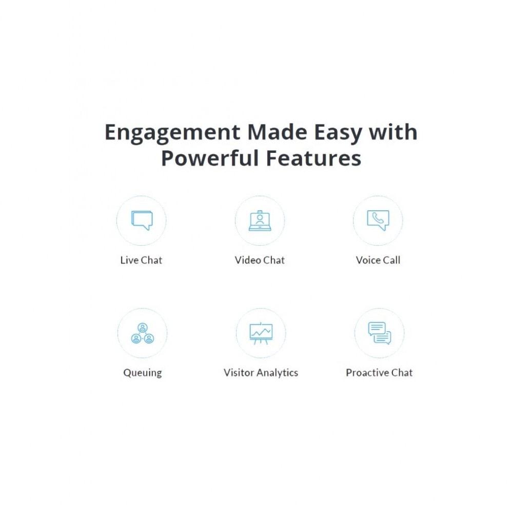 module - Поддержка и онлайн-чат - Reve Chat - Online Live Chat - 3