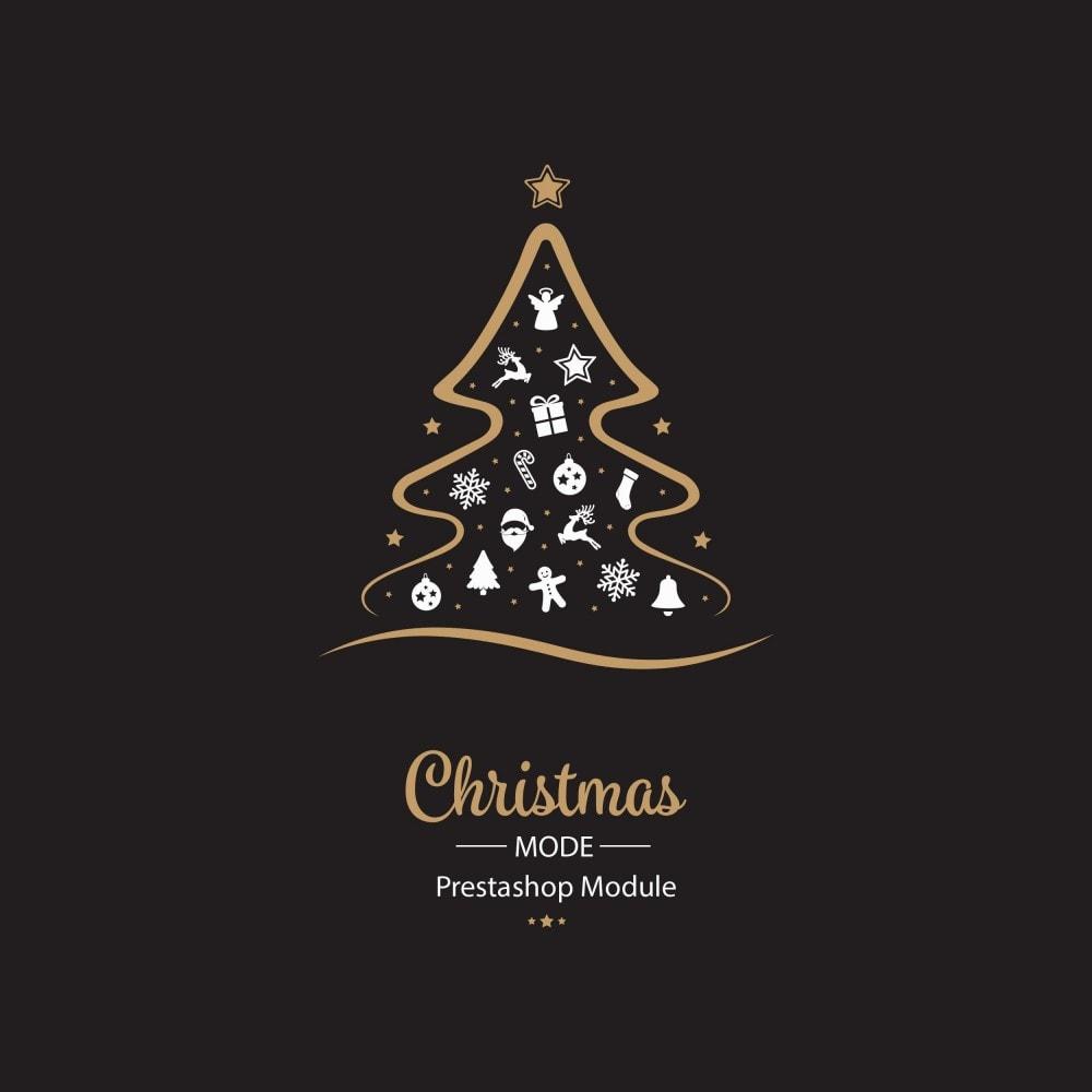module - Individuelle Seitengestaltung - Christmas Mode - Shop design customizer - 1