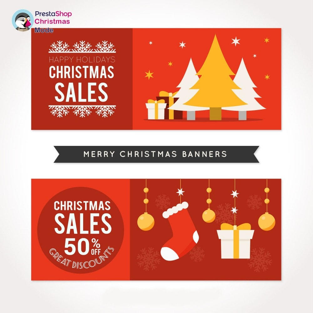 module - Personalizzazione pagine - Christmas Mode - Shop design customizer - 18