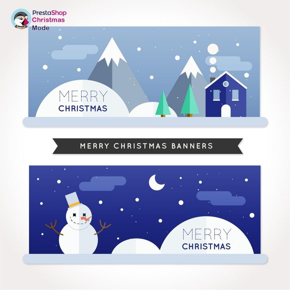 module - Individuelle Seitengestaltung - Christmas Mode - Shop design customizer - 20