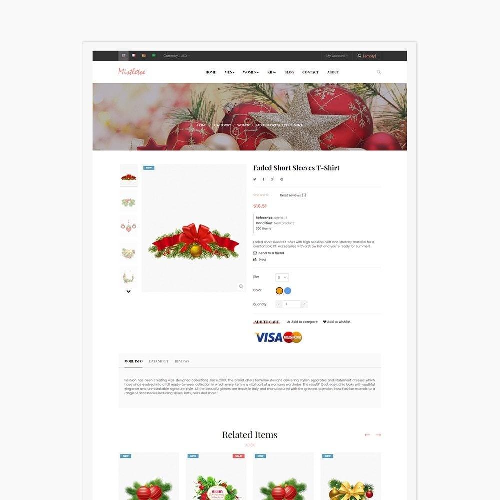 theme - Geschenke, Blumen & Feiern - Leo Mistletoe - 3