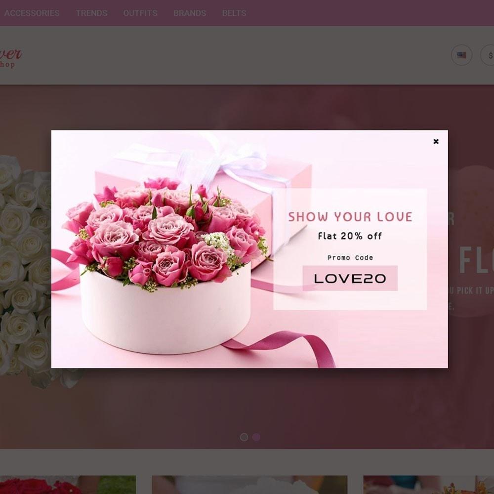 theme - Prezenty, Kwiaty & Uroczystości - Flower Store - 4