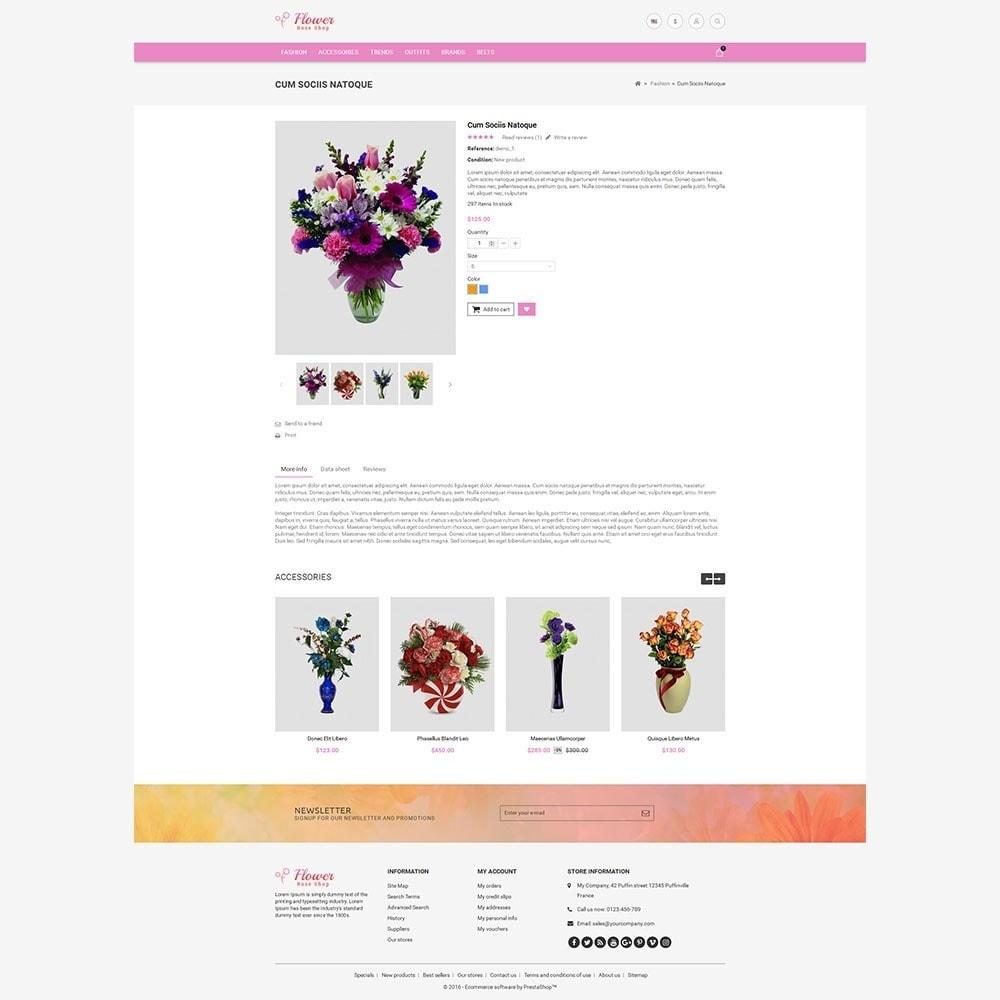 theme - Prezenty, Kwiaty & Uroczystości - Flower Store - 8