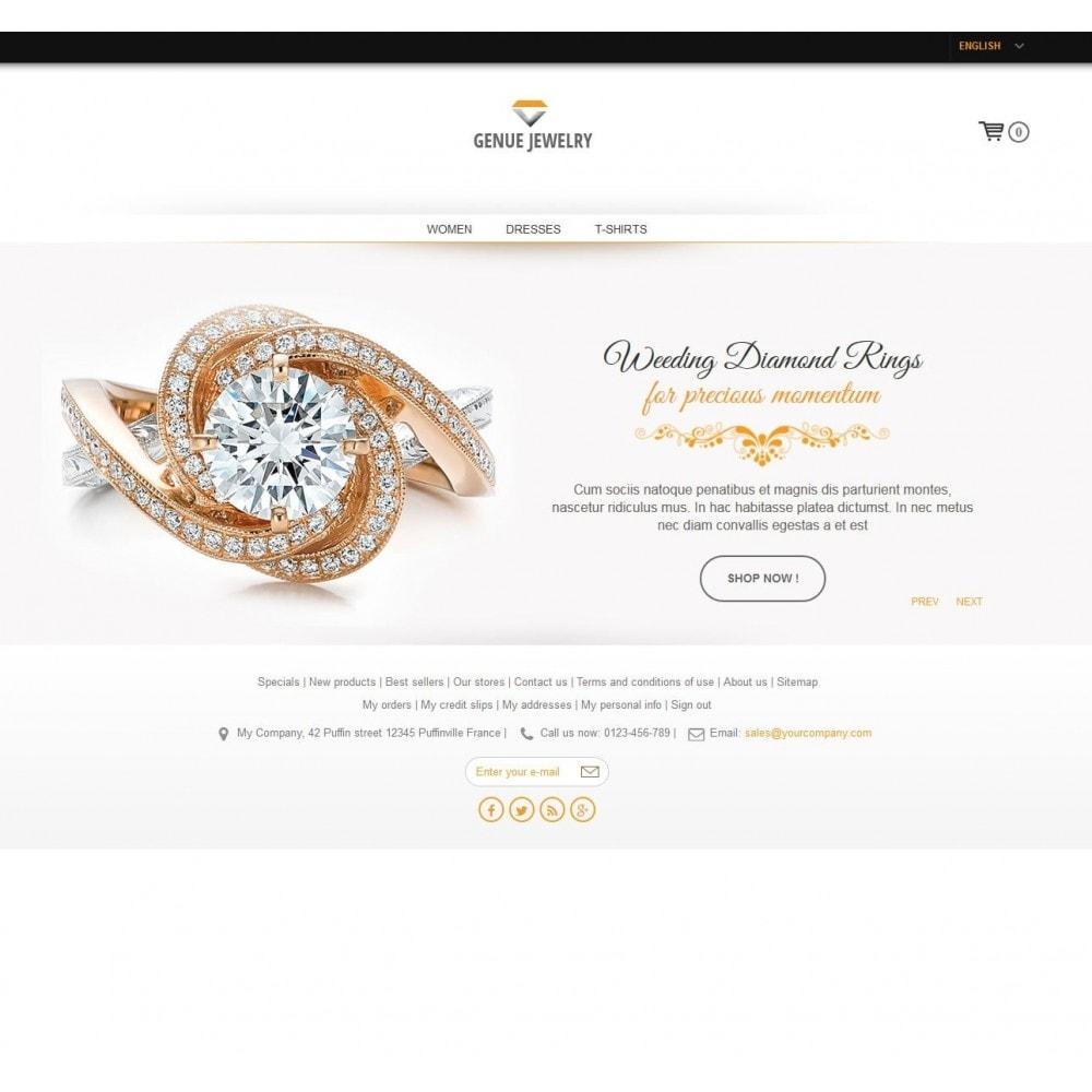 theme - Sieraden & Accessoires - genue jewelry - 5