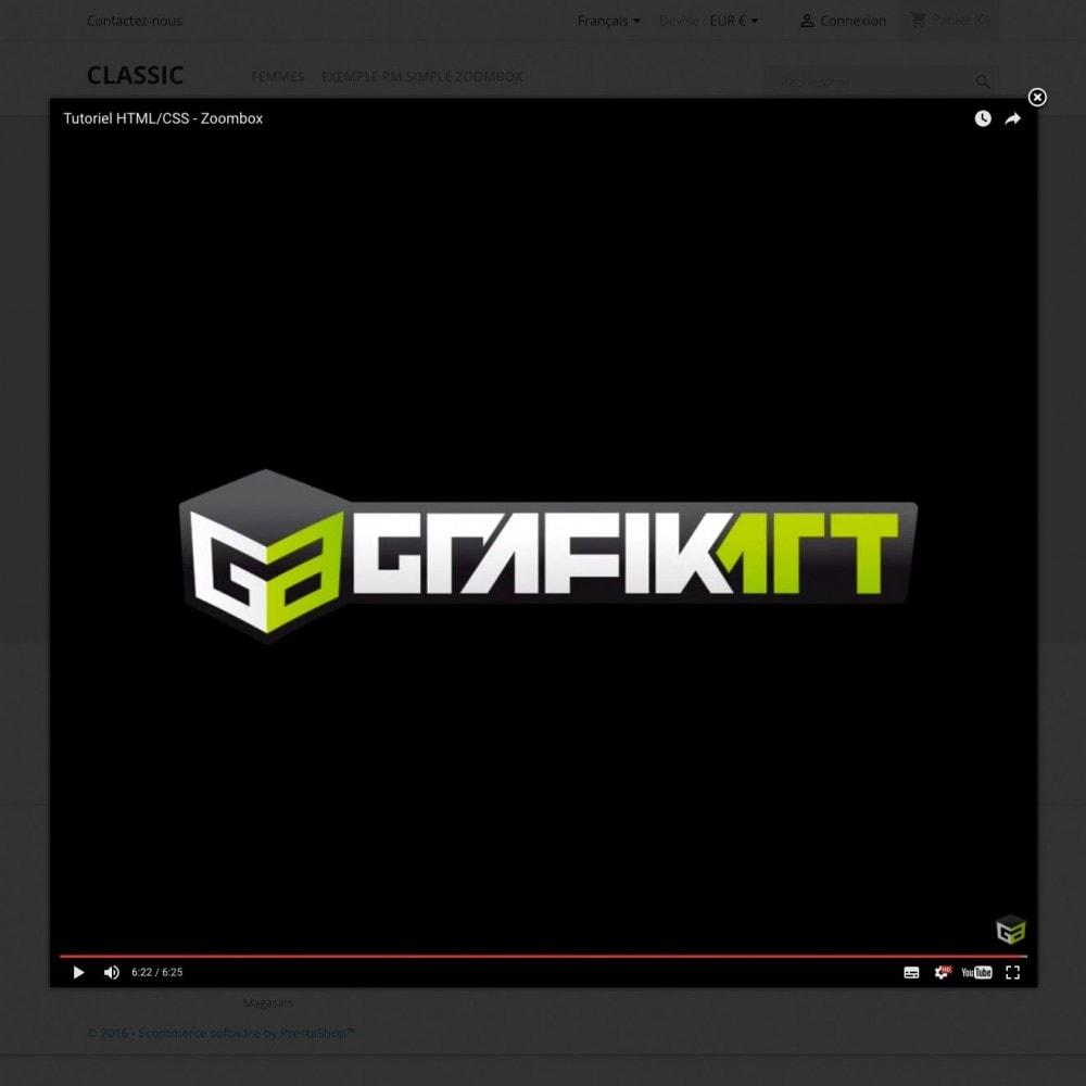 module - Visual dos produtos - RM Simple Zoombox - 3