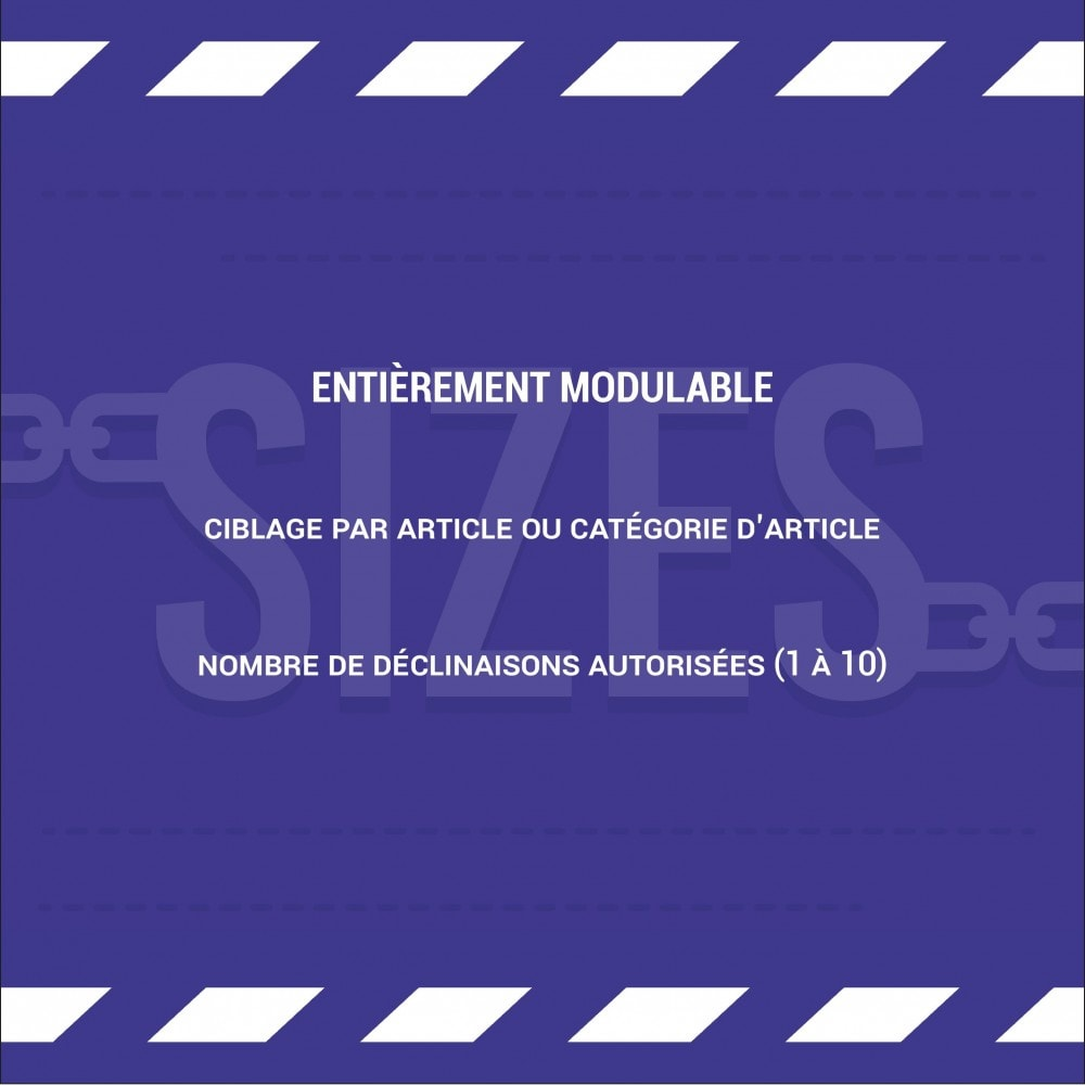 module - Déclinaisons & Personnalisation de produits - Limite de déclinaison par produit - 2