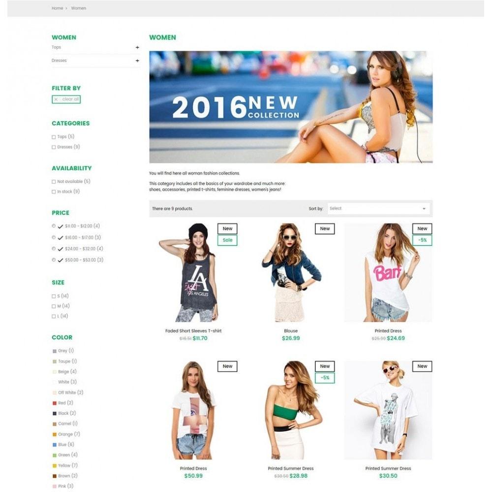 theme - Moda y Calzado - Together Fashion - 4
