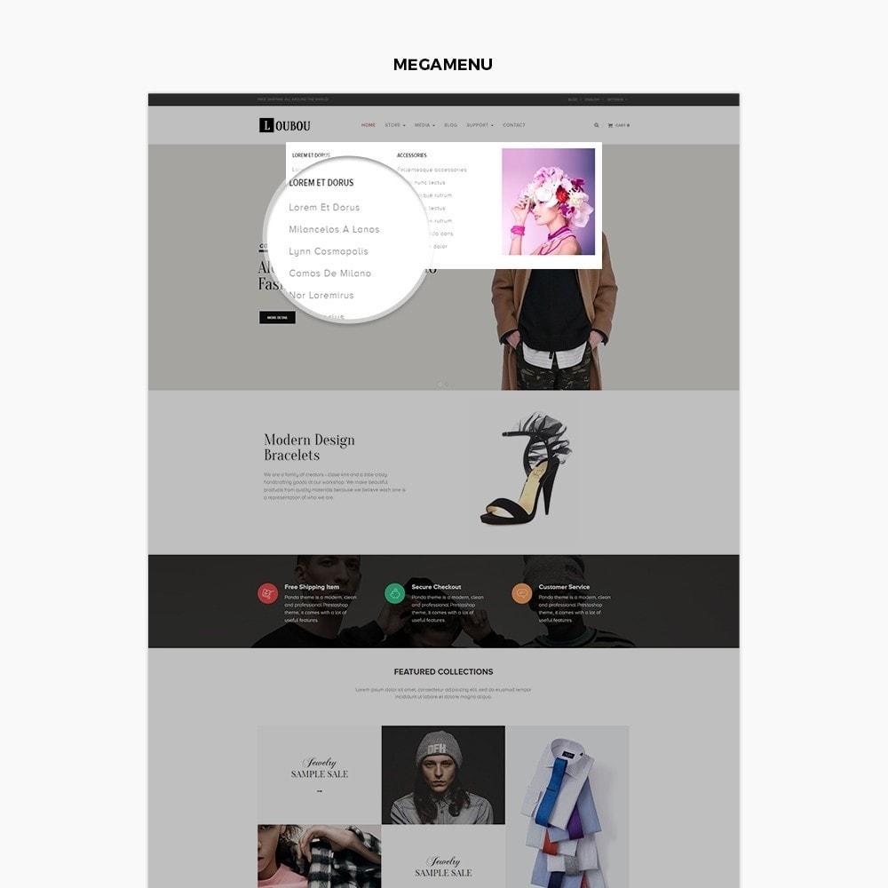 theme - Мода и обувь - Leo Loubou - 4