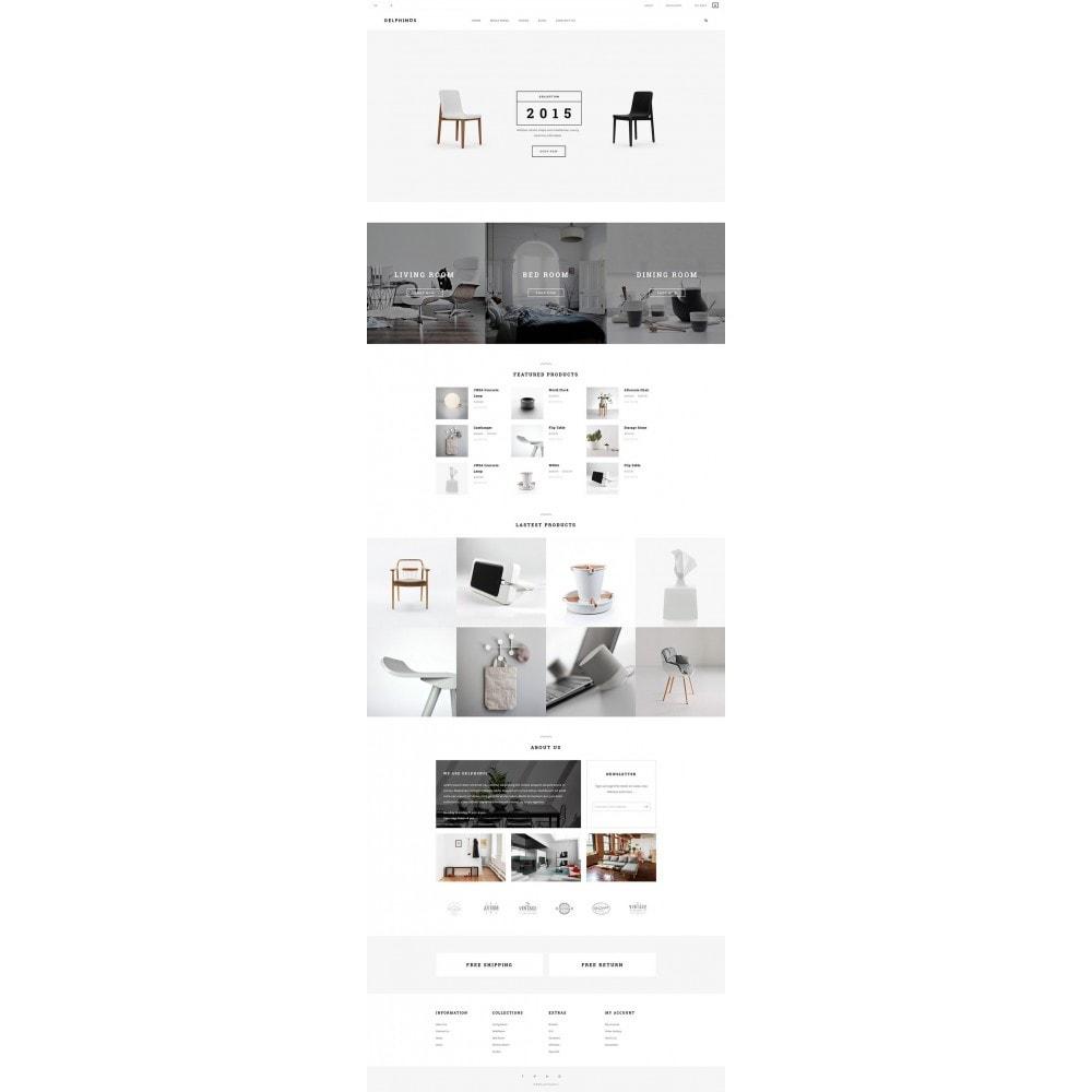 theme - Casa & Jardins - JMS Delphinus II - 6