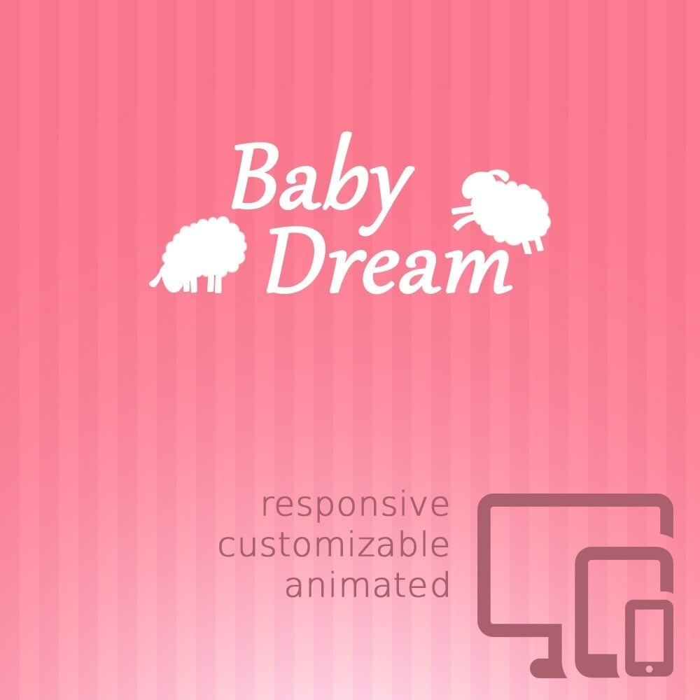 theme - Kids & Toys - Baby Dream - 1