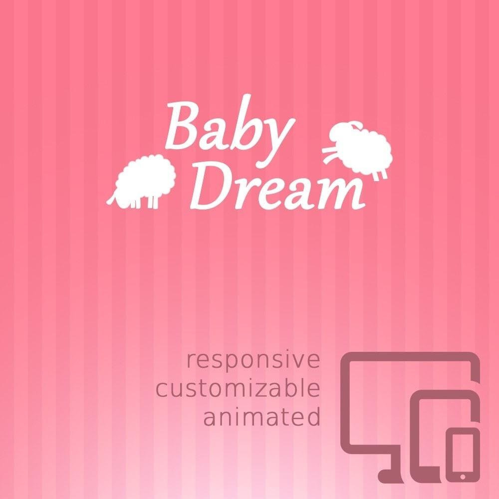theme - Crianças & Brinquedos - Baby Dream - 1