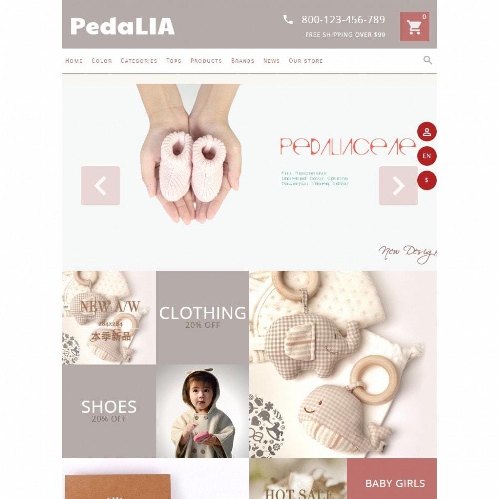 theme - Kids & Toys - Pedalia Babies Store - 7