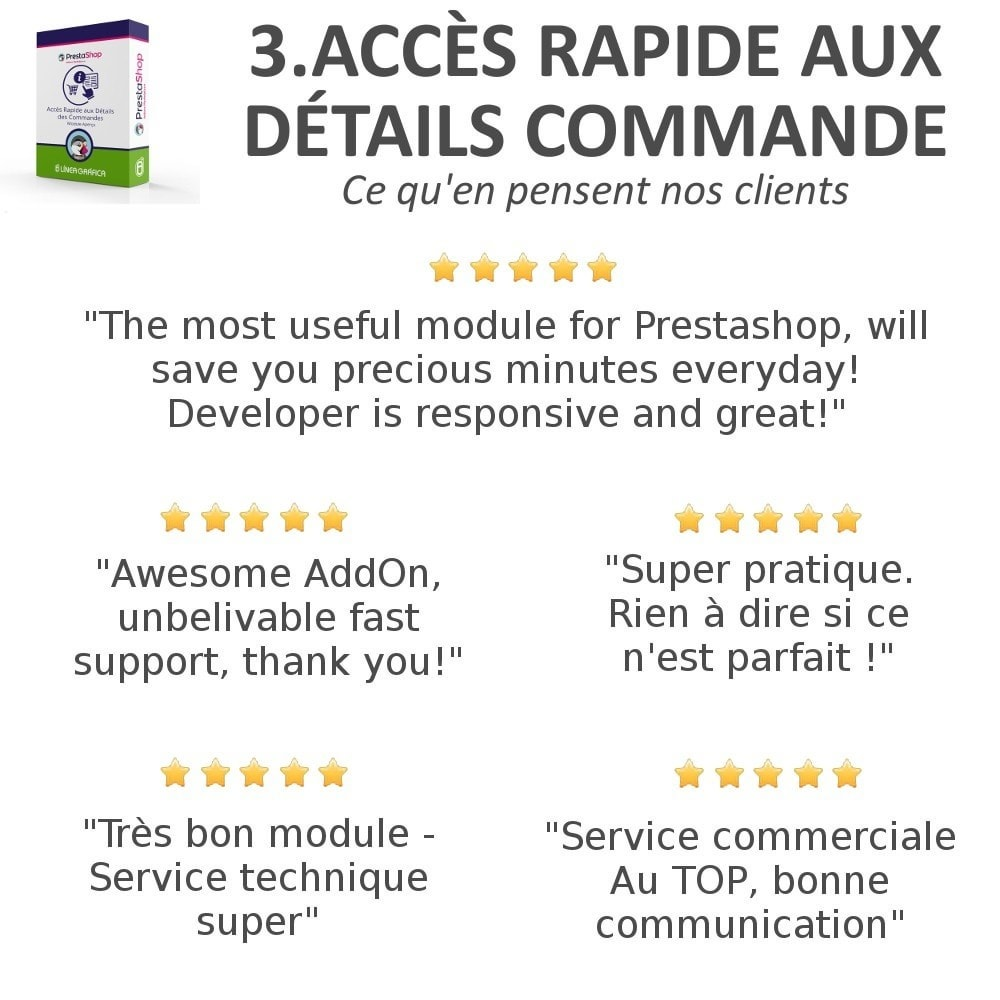pack - Edition rapide & Edition de masse - Gain de Temps - Edition Rapide / de Masse - 3 Modules - 13