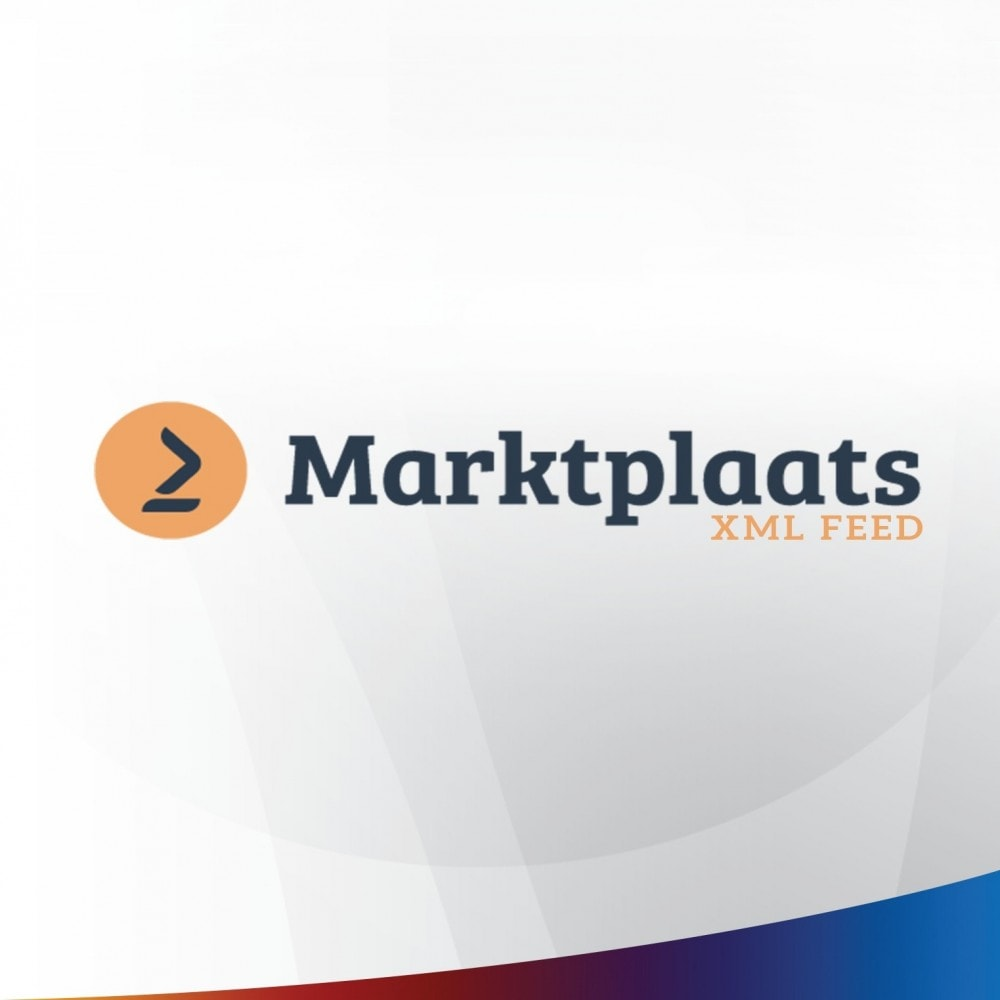module - Platforma handlowa (marketplace) - Marktplaats.nl Connector - XML Product feed - 1