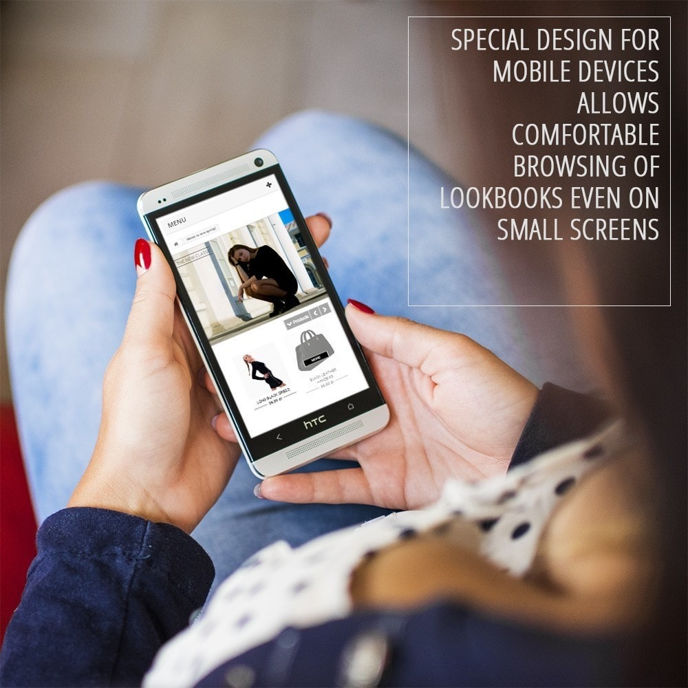 module - Sliders & Galleries - Lookbooks for Products - 3