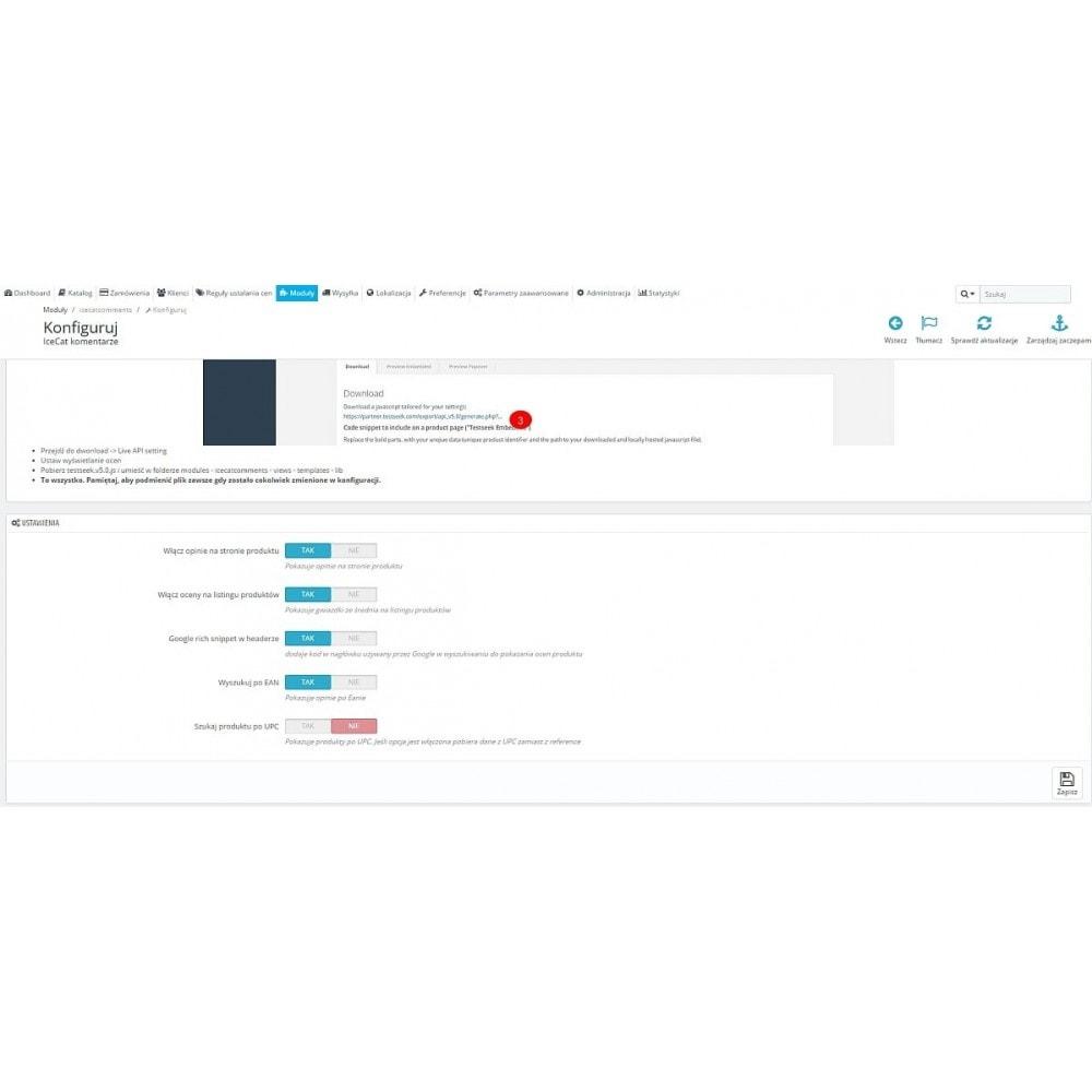 module - Opinie klientów - Testseek opinie - 1