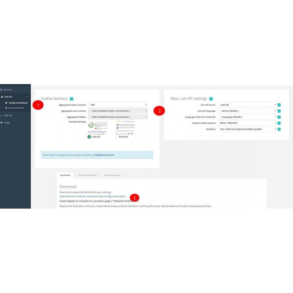 module - Opinie klientów - Testseek opinie - 5
