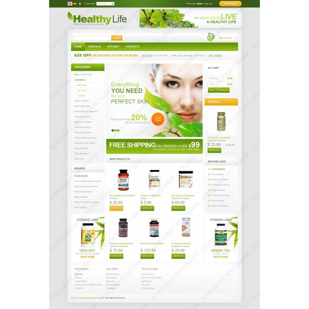 theme - Health & Beauty - Pharmacy - 6