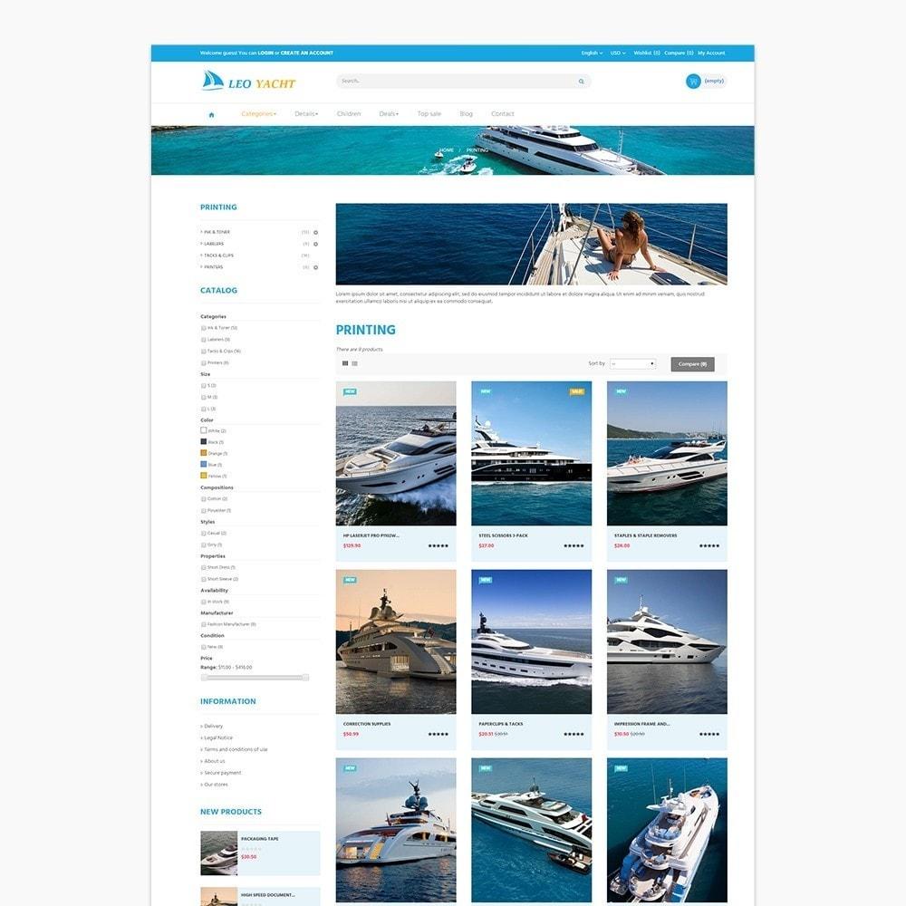 theme - Carros & Motos - Leo Yacht - 2