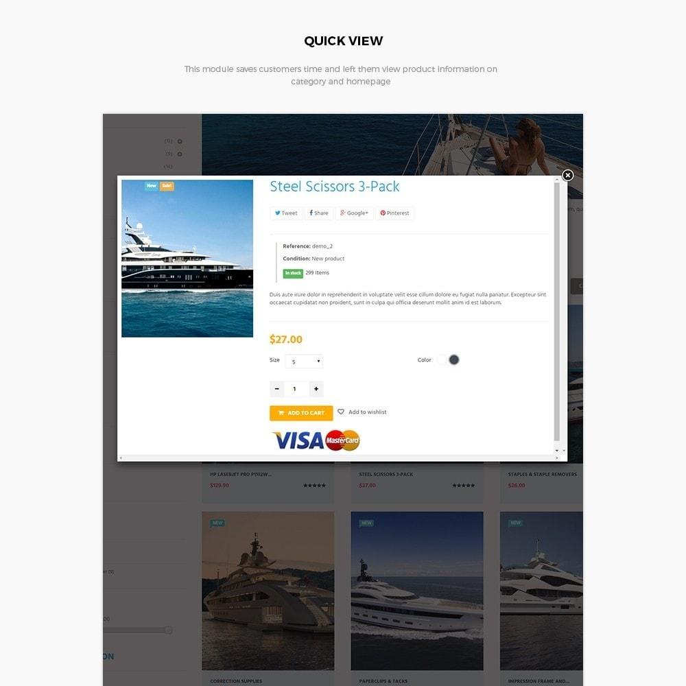 theme - Авто и Мото - Leo Yacht - 5