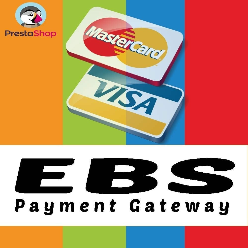 module - Payment by Card or Wallet - EBS Payment Gateway India - 1