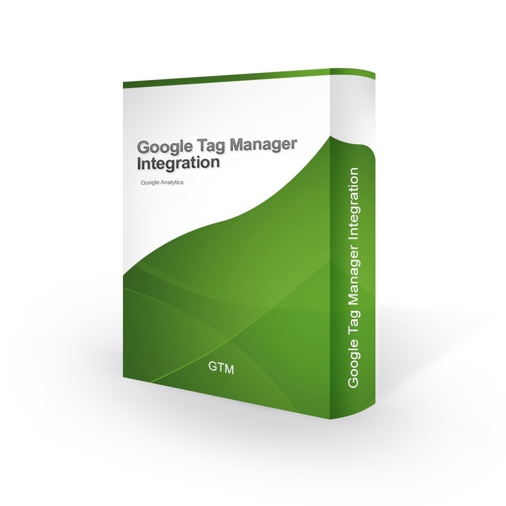 module - SEO - Integration Google Tag Manager - 1