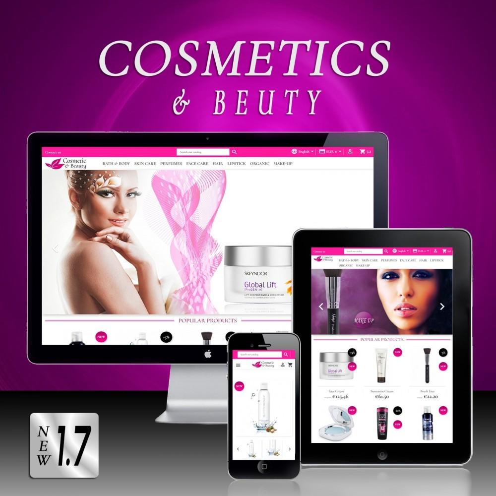 theme - Saúde & Beleza - Cosmetics & Beauty - 1