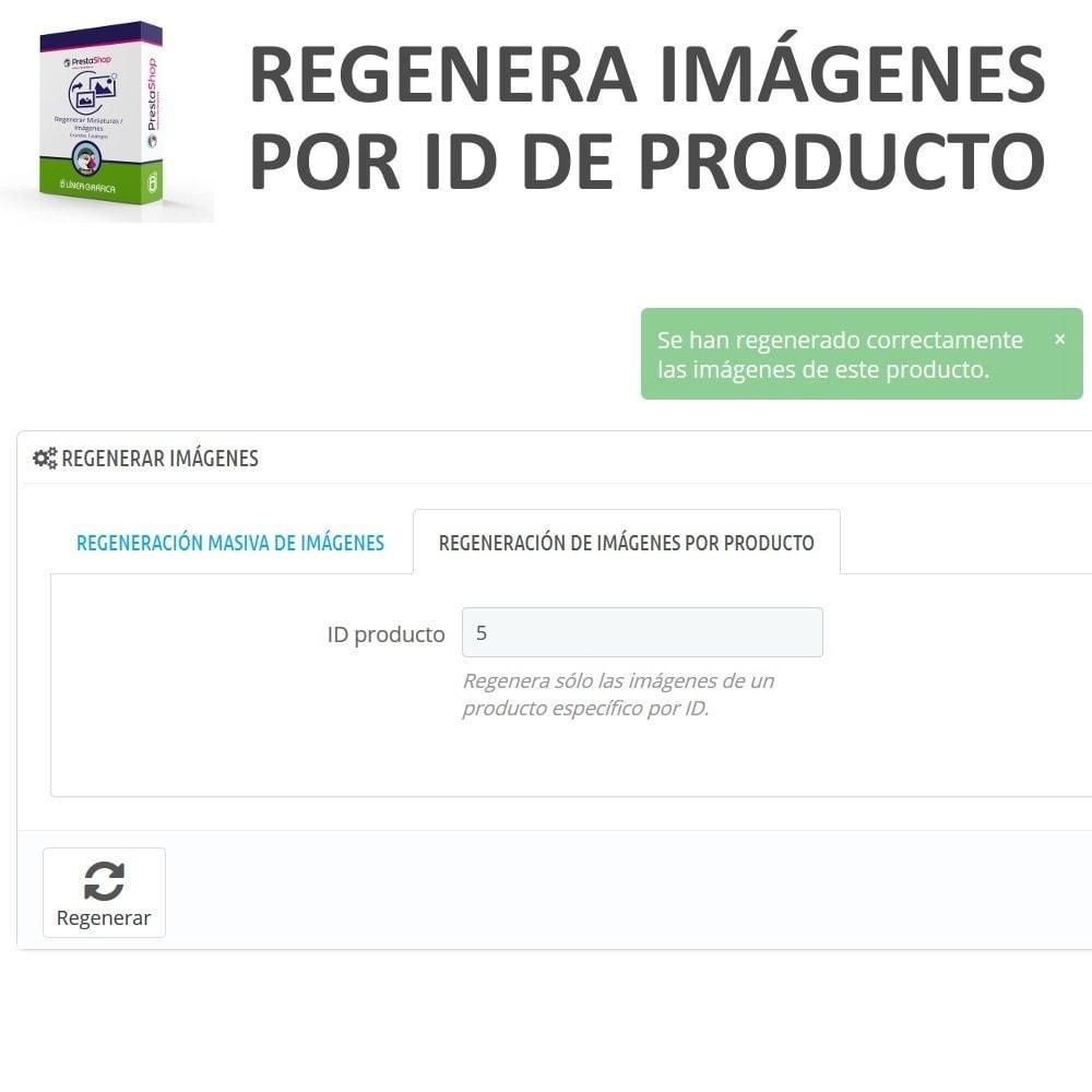 module - Edición Rápida y Masiva - Regenerar Miniaturas / Imágenes para Grandes Catálogos - 5