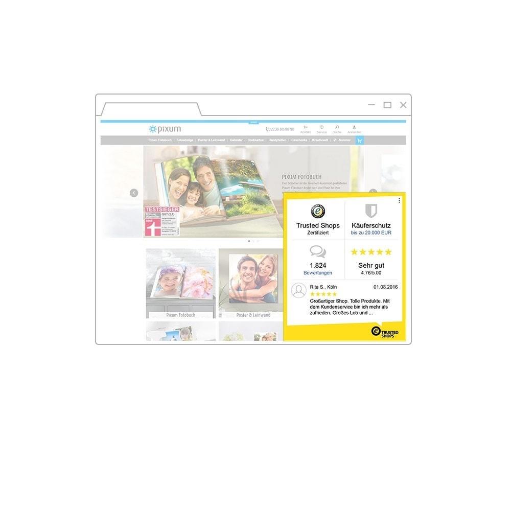 module - Kundenbewertungen - Trusted Shops Reviews Toolkit - 3